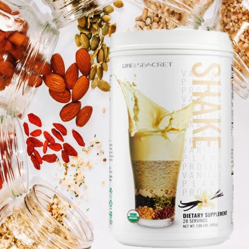 Life By Seacret Vanilla Protein