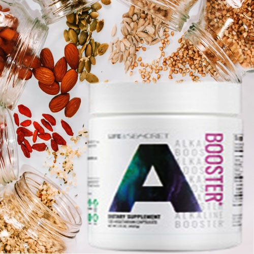 BOOSTER From Life By Seacret Nutrition Supplement Line