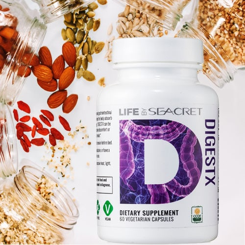 DigestX From Life By Seacret Nutrition Supplement Line