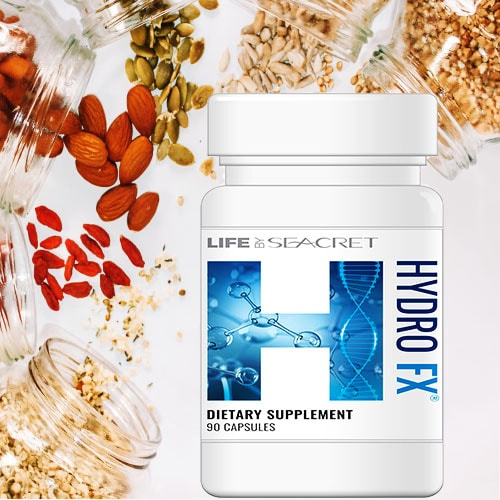 HydroFX From Life By Seacret Nutrition Supplement Line